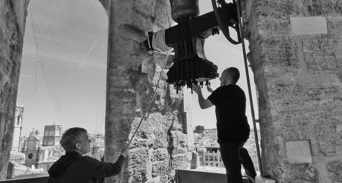 Vuelven las campanas de Santa Catalina de València