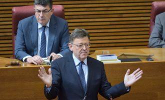 """Puig: """"Hem passat de la Gürtel a la solidaritat"""""""