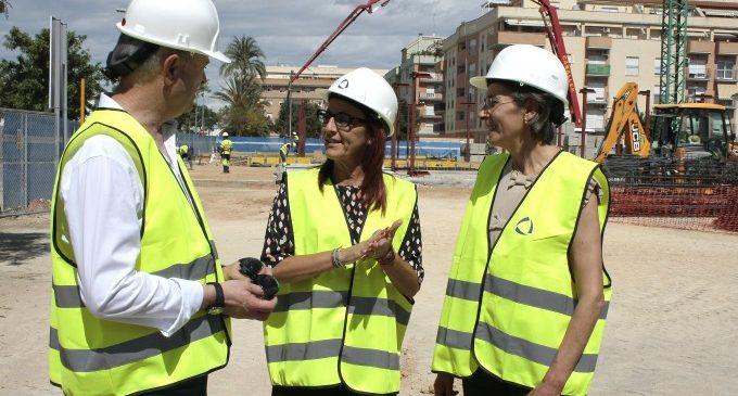 Carcaixent finalitzarà al novembre la construcció del CRIS i del Centre de Dia per a Malalts Mentals amb fons de la Diputació
