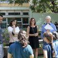 La Diputació inverteix als centres educatius públics de València més d'1 milió d'euros en tres anys