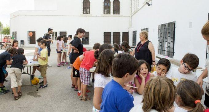 L'Escola d'Estiu de la Diputació obri les seues portes per a contribuir a la conciliació familiar i laboral