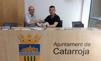 Catarroja signa un conveni amb l'Associació Valenciana de Meteorologia