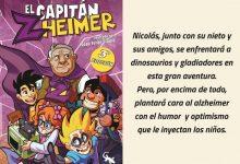 """Apropar l'alzeimer a través de les aventures d'un superheroi amb """"El Capitán Zheimer"""""""
