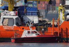 L'operatiu 'Esperança del Mediterrani' completa el desembarcament de 630 persones en el Port de València