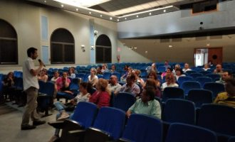 Vora 40 persones participen d'una jornada amb el Nou Servef per a conéixer els programes d'ocupació