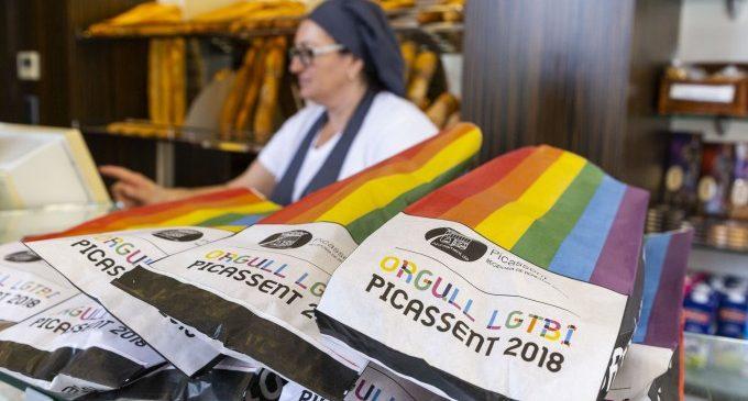 Picassent s'adhereix a la commemoració del dia de l'orgull LGTBI