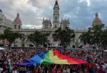 Els carrers de València viuen l'Orgull més multitudinari de la seua història