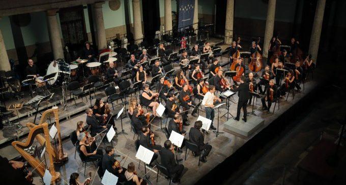 L'Orquestra de València torna demà al Festival Serenates