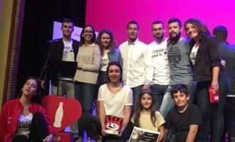 L'Escola Municipal de Teatre rep un reconeixement als premis Buero de Teatre Jove