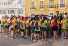 La Policía Local enseña educación vial a los escolares de Picassent