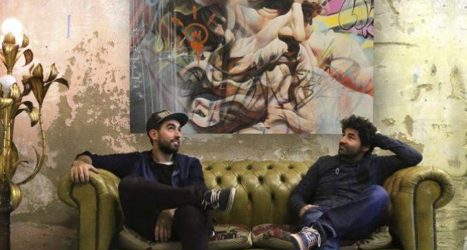 PichiAvo: 'Volem crear una obra nostra on es reflectisca el nostre estil'