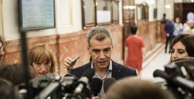 Toni Cantó descarta un pacte de Ciutadans amb el PSPV