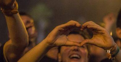 Música i fogueres de Sant Joan al festival Xufa Rock
