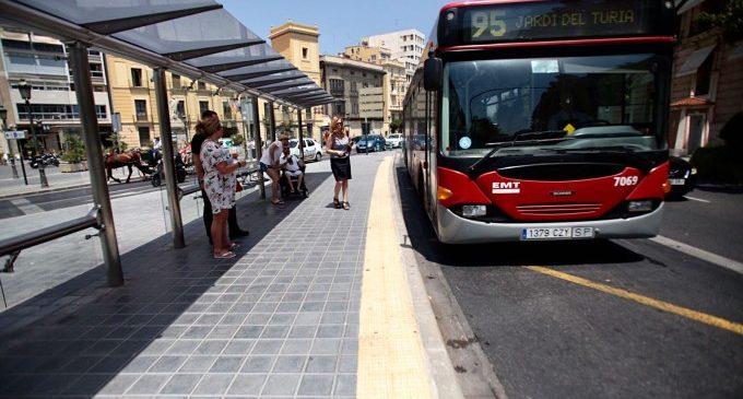 Movilidad Sostenible adaptará 17 paradas de EMT más