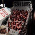 Els 629 refugiats del vaixell Aquarius arriben aquest diumenge a València