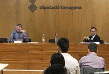 """Josep Bort: """"És necessari empoderar als municipis i dotar-los de recursos front al canvi climàtic"""""""