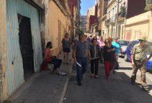 'Es difícil revitalizar un barrio que ha estado tantos años castigado, pero exigimos mayor rapidez en la recuperación del Cabanyal'