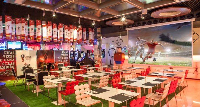 Aposta per Espanya en Casino Cirsa València