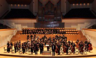 La cantera musical de Llíria suena en el Palau