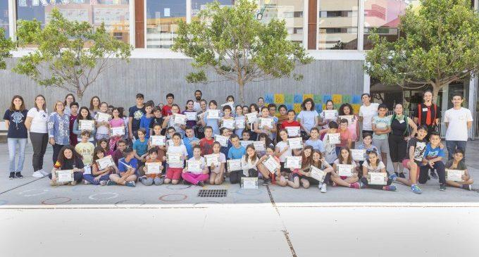 La 4a edició del concurs ambiental escolar de la Diputació té accent picassentí