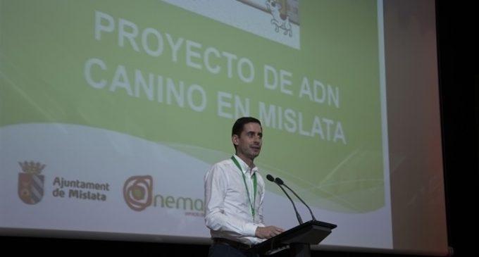 El proyecto de ADN canino de Mislata sorprende en el I Congreso Municipal de Bienestar Animal