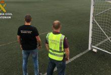 4 detinguts per delictes d'odi en un partit de futbol a l'Horta Nord