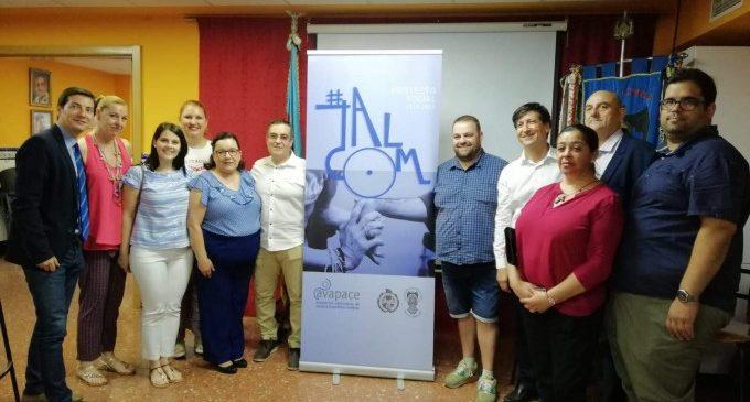 La Falla Mariano Benlliure- Sèquia de Tormos presenta el seu projecte #TALCOM, solidari amb AVAPACE