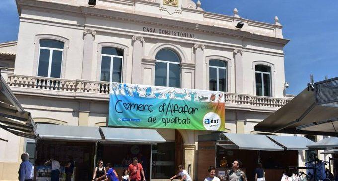 Alfafar celebra la seua V edició de la Fira del Comerç i la Tapa 2018