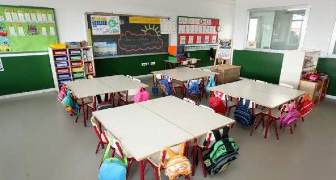 El 94% dels xiquets/es de 3 anys podran escolaritzar-se en el centre escolar de la seua primera elecció