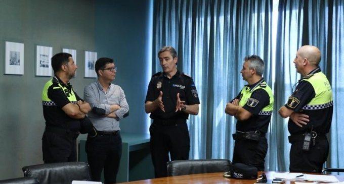 La mediació a Torrent tot un referent per a la Policia Local de Iecla