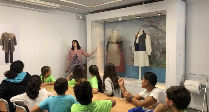 Els museus de la Diputació han atés la visita de més de 36.000 escolars