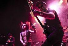 Overdose es posarà en la pell d'AC/DC en un concert al Casino Cirsa Valencia
