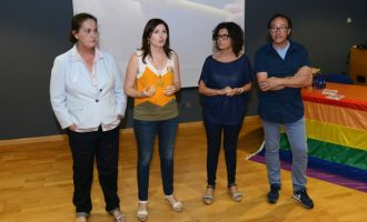 Carla Antonelli presenta el documental sobre la seua trajectòria dins 'Trau l'Orgull Paiporta'