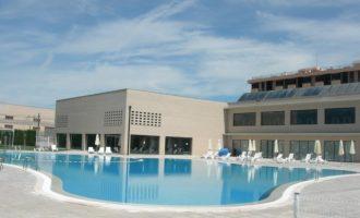 Obri la piscina d'estiu d'Alfafar