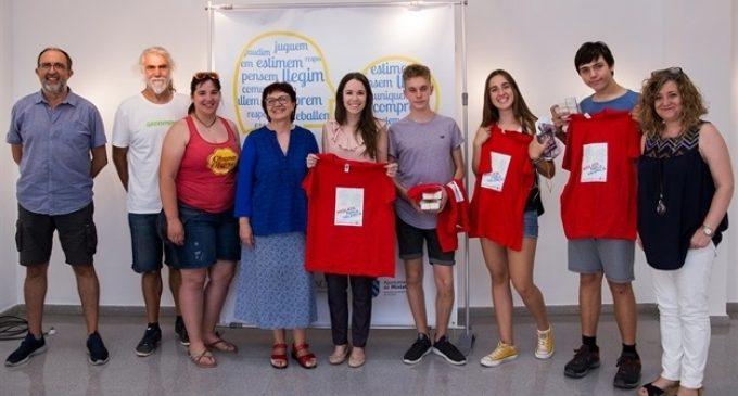 La regidoria de Promoció del Valencià fomenta l'ús de la llengua amb un torneig de la Fallera Calavera