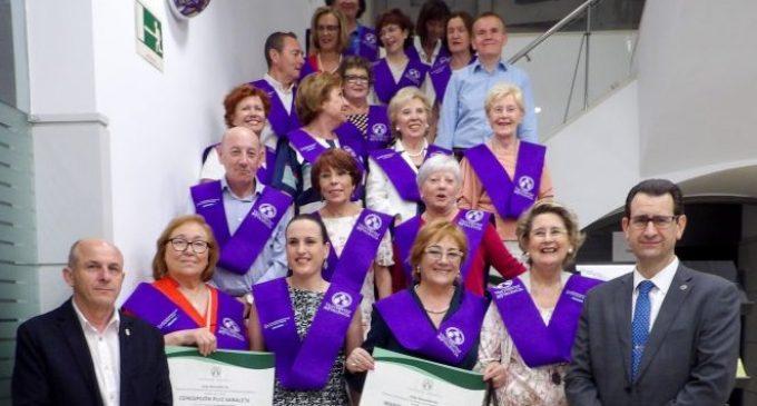 Se gradúa la promoción 2015-2018 de UNISOCIETAT de Massamagrell