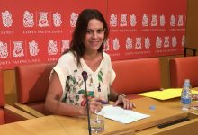 """El PPCV, davant la possible retirada de recursos a lleis valencianes: """"La llei està per damunt de qüestions partidistes"""""""