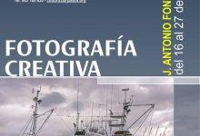 José Antonio Fontal exposa la seua col·lecció de fotografia creativa en Burjassot