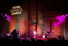 Catarroja recupera el festival de música Sifasol amb quatre actuacions de gran nivel