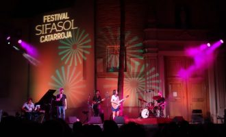 Jazz íntimo y fresco en la última noche del Festival SIFASOL