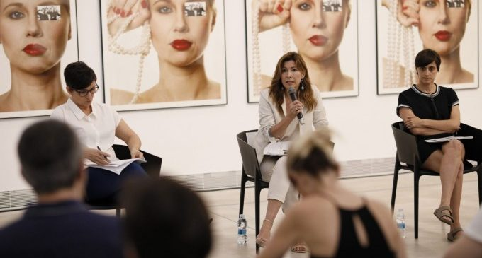 Bombas Gens Centre d'Art celebra el seu 1er aniversari amb els seus objectius inicials complits