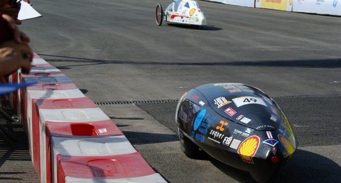 IDF Eco-Marathon, el cotxe que recorre 712 quilòmetres amb un litre de combustible