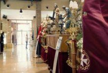 El Museu de la Setmana Santa Marinera estrena nova exposició sobre el Marítim