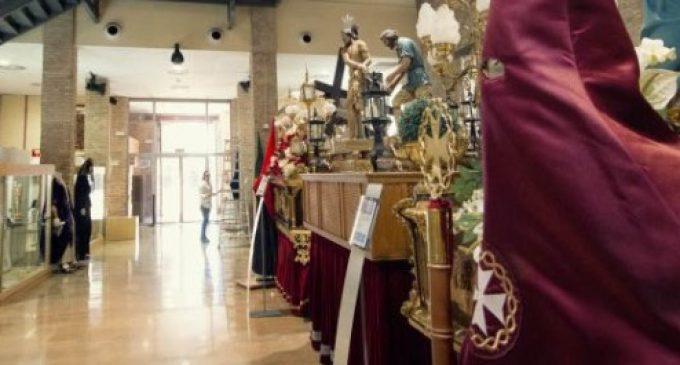 El Museu de la Setmana Santa Marinera estrena exposició sobre el Divendres Sant
