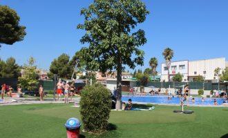 Godella dóna la benvinguda a l'estiu amb l'obertura de la piscina el 15 de juny