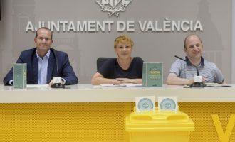 València implanta la recollida selectiva d'envasos 'porta a porta'