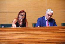 Maria Josep Amigó assumeix la presidència de la Diputació fins el plenari del pròxim dimarts