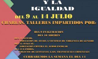 La Falla Pi i Margall-Arturo Cervellera organitza la I Setmana per la tolerància i la igualtat