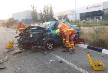 Mor un home en un accident de trànsit a Quart de Poblet