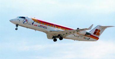 Air Nostrum se queda en Valencia y prevé crear trabajo en su 'holding' con CityJet